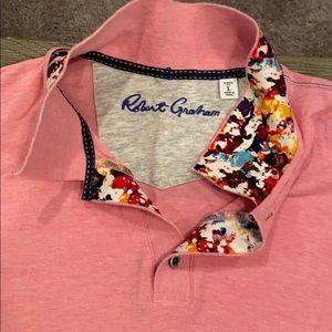 Robert Grahm polo shirt